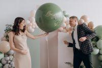 Белгородцы Артем и Варвара решили сделать день объявления пола малыша особенным.
