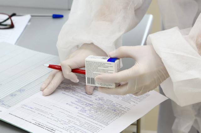 В СПИД-центр  проступило более 60 тысяч доз