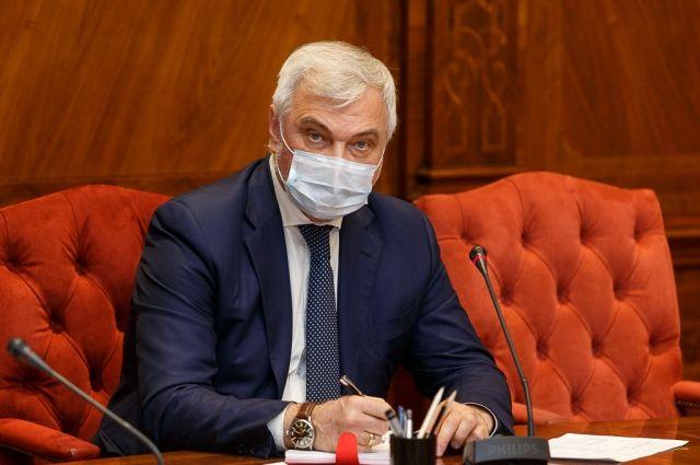 Владимир Уйба подписал соответствующие распоряжения.