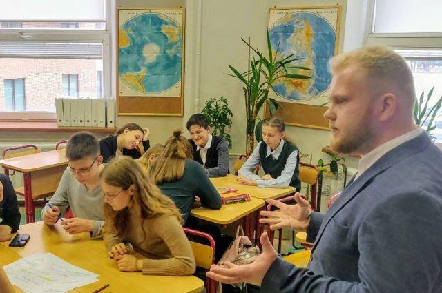 Золотая молодёжь. Лучшие педагоги Москвы, недавно пришедшие в профессию