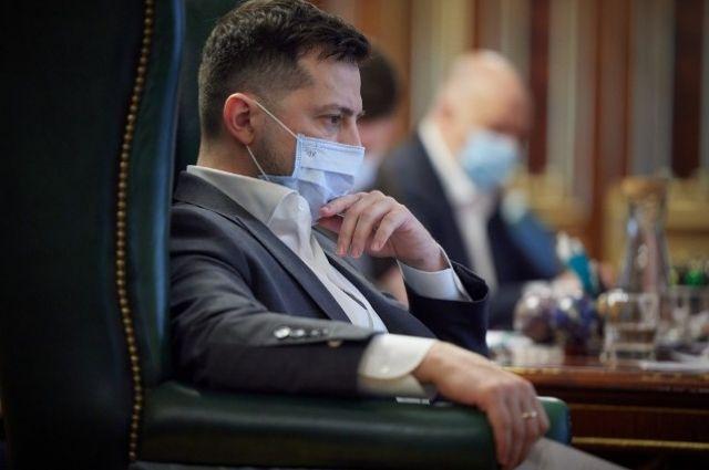 Зеленский: Украине необходима современная лаборатория для создания вакцин
