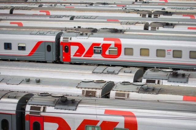 Дополнительный пассажирский поезд свяжет Смоленск и Москву на праздниках