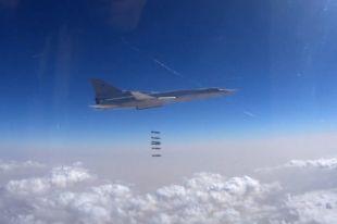 Российские военные уничтожили замаскированную базу террористов в САР