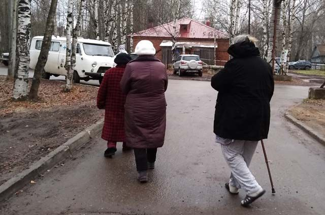 Пожилых калининградцев оставили на самоизоляции до 30 апреля