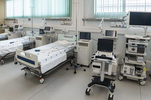 Медики госпиталя «Вороновское» спасли жизнь 12,5 тыс. москвичей – Собянин