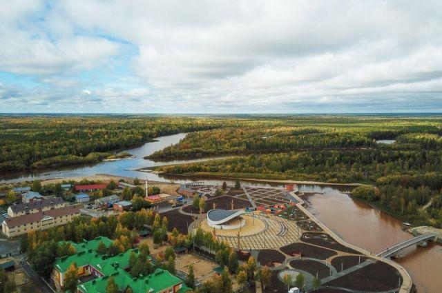 Белоярский получает электроэнергию от одноименной подстанции «Россети Тюмень»