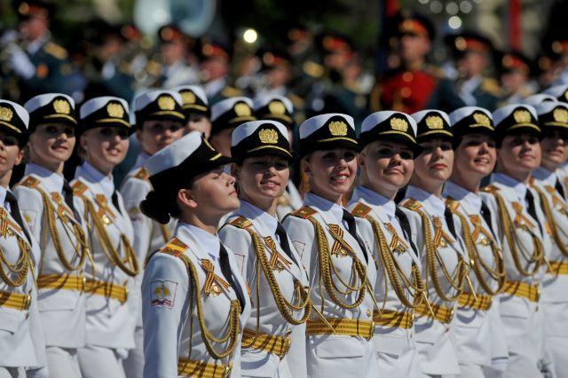Мягкая сила. Как служат женщины в армиях мира