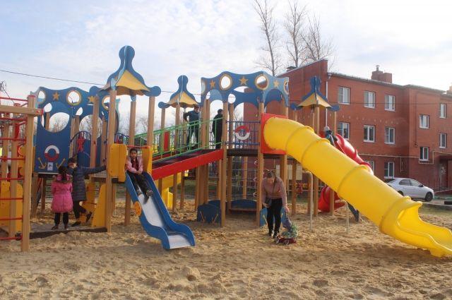 В селе Городище планируют пострить детскую площадку за 3 млн рублей.
