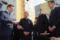 Андрей Турчак: «Единая Россия» обратится к Владимиру Путину с предложением запустить программу развития инфраструктурных проектов в регионах.