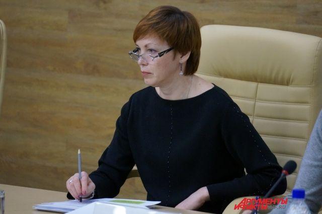 Татьяна Абдуллина заявилась на выборы по партийным спискам.