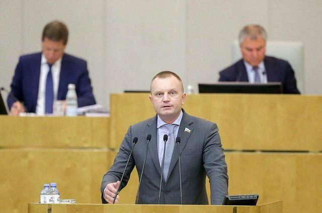 ЛДПР выдвинула депутата Госдумы Сухарева на должность омбудсмена России