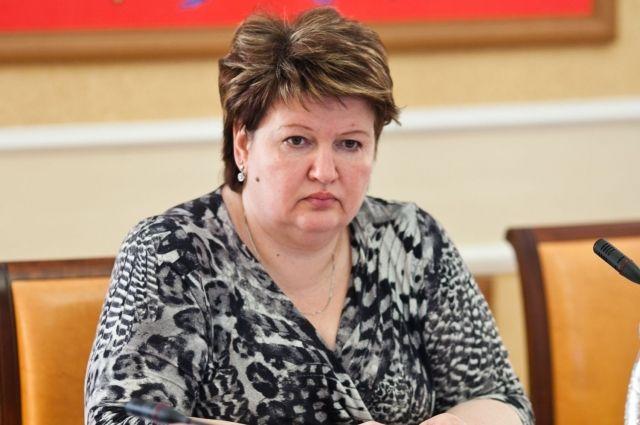 И.о. вице-губернатора по экономической и инвестиционной политике региона освобождена от должности.
