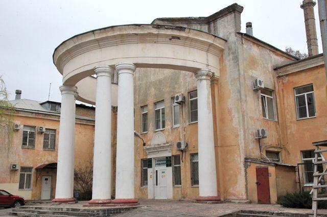 Здание родома № 1 капитально не ремонтировалось более 70 лет.