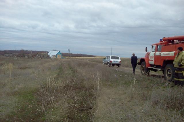 Снаряд находился в 300 метрах от жилого дома.