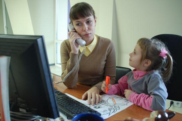Занимаясь детьми, можно повысить квалификацию.