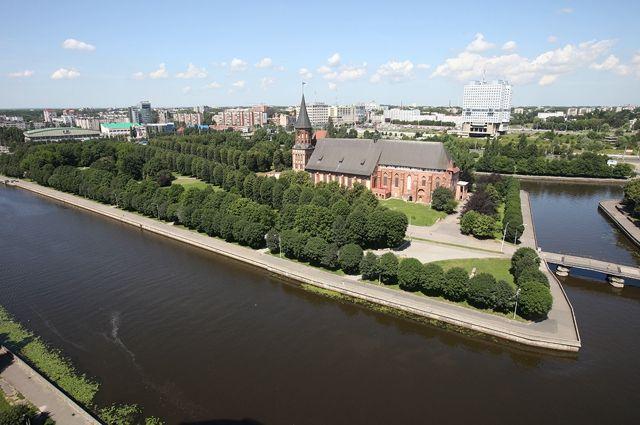 На майские праздники отели Калининградской области заполнены на 95%