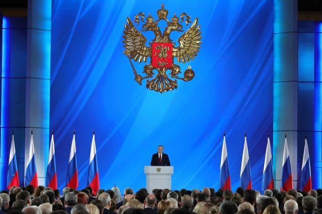 Путин: в России построят еще 1 300 новых школ для 1 млн детей