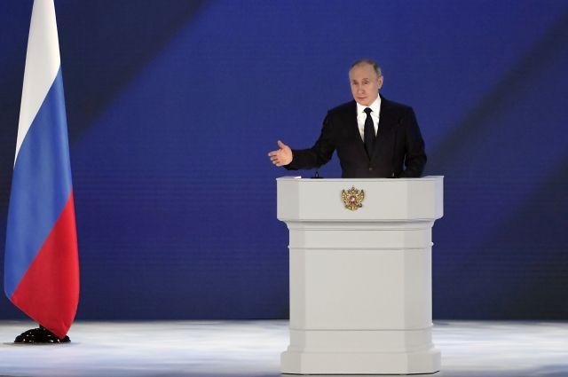 Путин высказался о ситуации в Белоруссии