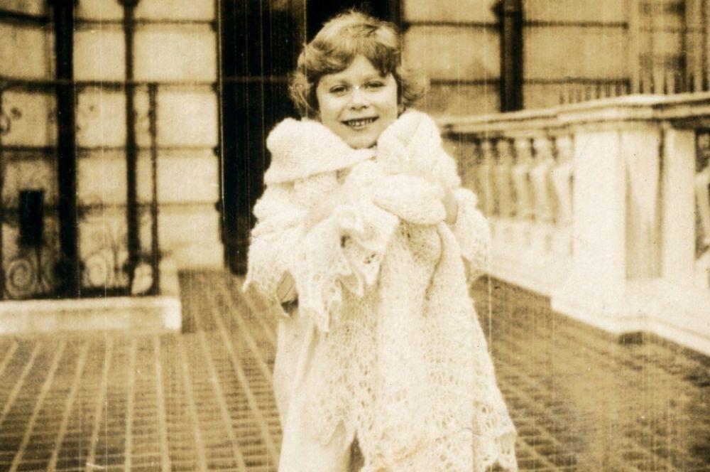 Елизавета II, 1929 год