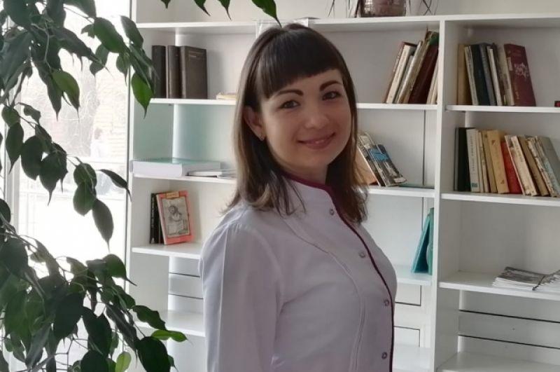 Медицинская сестра палатная пульмонологического отделения БУЗ ВО ВГКБСМП №1.