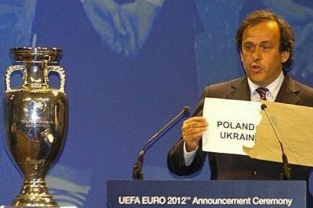 30 лет побед - 2007-2008: как Украина заполучила футбольное Евро