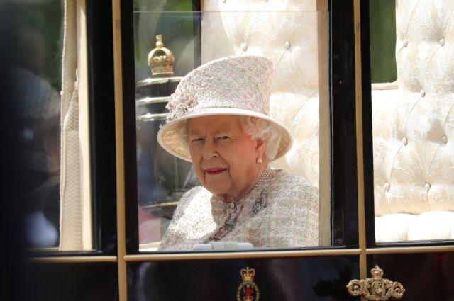 95 лет королеве Великобритании Елизавете II