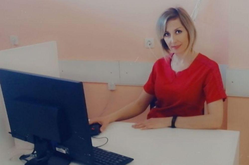 Медицинская сестра палатная кардиологического отделения №2 БУЗ ВО ВГКБСМП №1