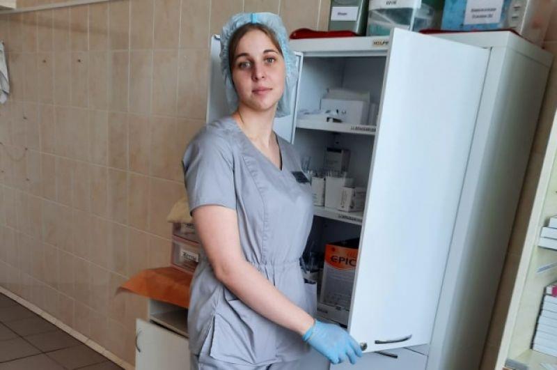 ВГКБСМП №10, неврологическое отделение №1, процедурная медсестра.