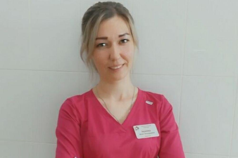 Медсестра в БУЗ ВО ВГКБСМП № 10 (Электроника) кардиологического отделения.