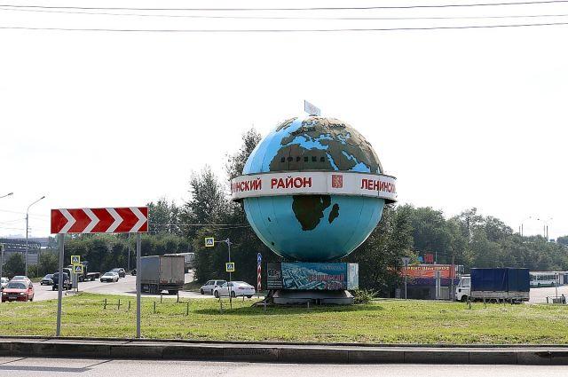 Специалисты преобразят кольца на ул. Говорова – ул. Шевченко и на въезде в город со стороны КрасТЭЦ.