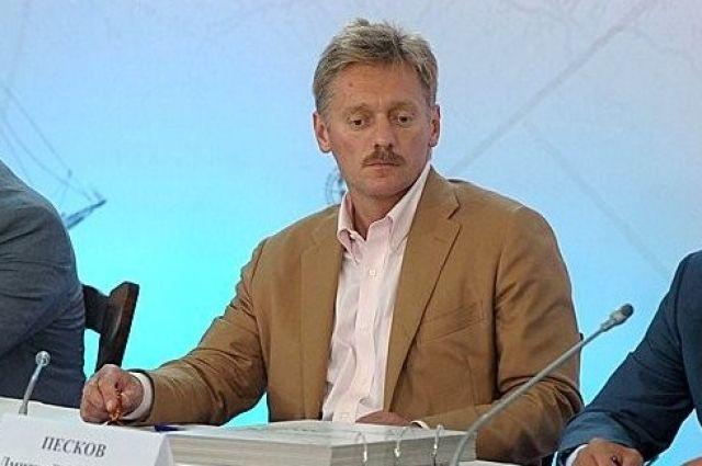 Песков прокомментировал «предложение» Зеленского встретиться с Путиным