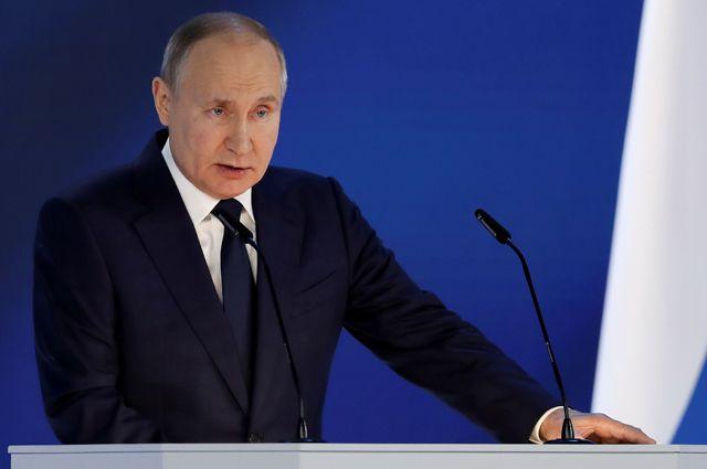 «Вокруг Шерхана крутятся мелкие Табаки». О чем говорил Путин в послании?