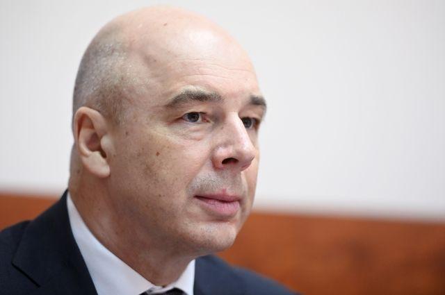 Силуанов: на реализацию послания Путина потребуется 400 млрд рублей