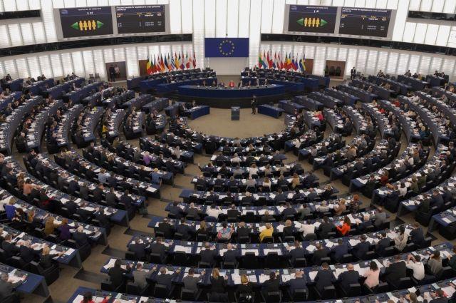 Европарламент призвал ЕС принять меры против РФ на фоне ситуации с Чехией