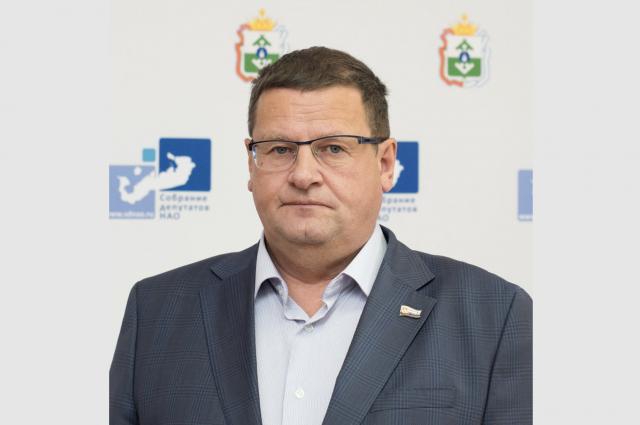 Александр Колыбин.