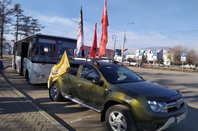 Маршрут пройдёт через Новосёловский, Минусинский, Шушенский, Ермаковский, Каратузский районы, а также посетим Минусинск и столицу Хакасии Абакан.