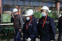 Ранее посещать завод имели возможность только учащиеся профильных учебных заведений и школ.