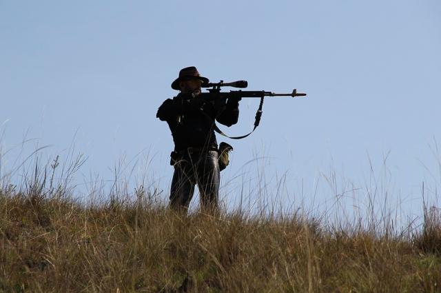 Территория охотничьих угодий республики разделена на пять зон.