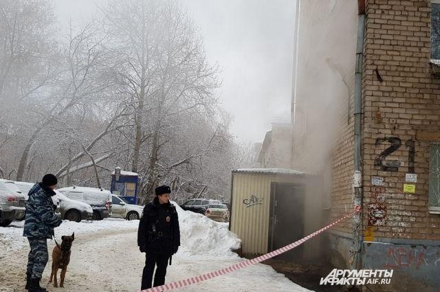 В кипятке погибли 5 человек.