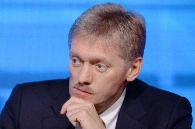 Песков сообщил, готов ли Путин встретиться с Зеленским на Донбассе