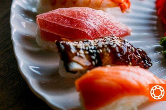 Суши и роллы пользуются огромной популярностью в России