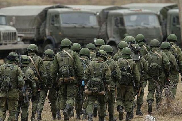 Названа дата отвода войск РФ от границы с Украиной