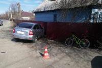 Полиция проводит проверку по факту ДТП в Кувандыке.