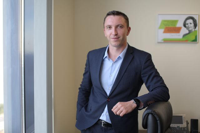 Управляющий Головным отделением по Воронежской области ПАО Сбербанк Сергей Полянский