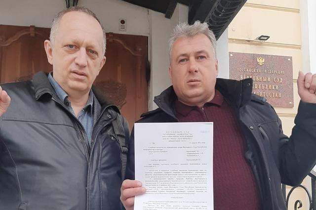 Газовщик в Башкирии добился восстановления на работе и компенсации