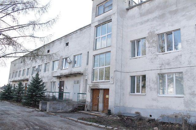 Судогодской ЦРБ выделили 11 млн рублей на благоустройство территории