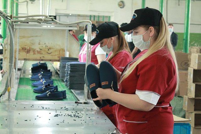 В Судогде в расширение обувной фабрики «Рокса» инвестируют 300 млн рублей