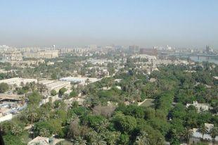 Военная база США в Багдаде подверглась ракетному обстрелу