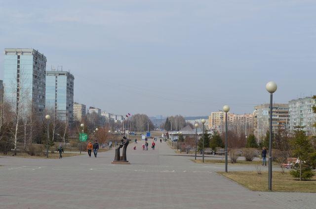 Кемерово - современный город с древней историей.