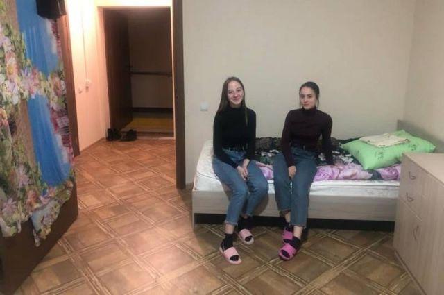 Студентов СахГУ размещают в хостеле.